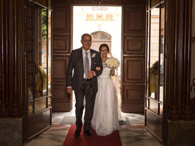 Il matrimonio di Claudio e Maria Giovanna a Palermo, Palermo 54