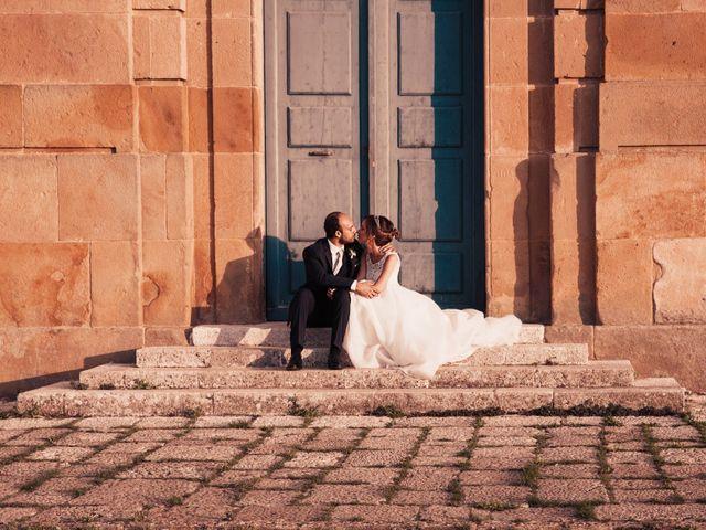 Il matrimonio di Claudio e Maria Giovanna a Palermo, Palermo 87