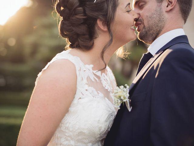 Le nozze di Jessica e Jordan