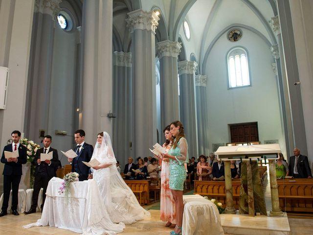 Il matrimonio di Davide e Lorena a Andria, Bari 11