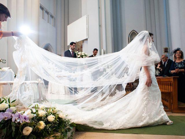 Il matrimonio di Davide e Lorena a Andria, Bari 14
