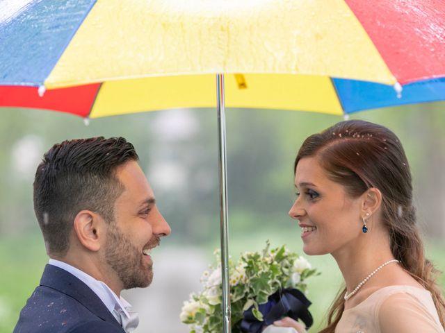 Il matrimonio di Manfredi e Elisa a Parma, Parma 19
