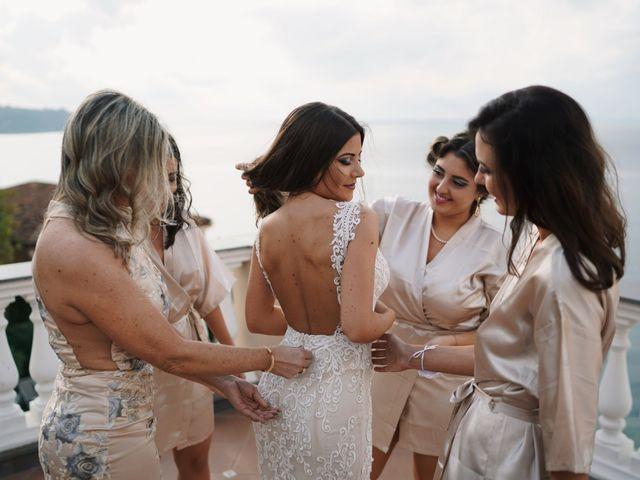 Il matrimonio di Roberto e Carine a Sorrento, Napoli 2