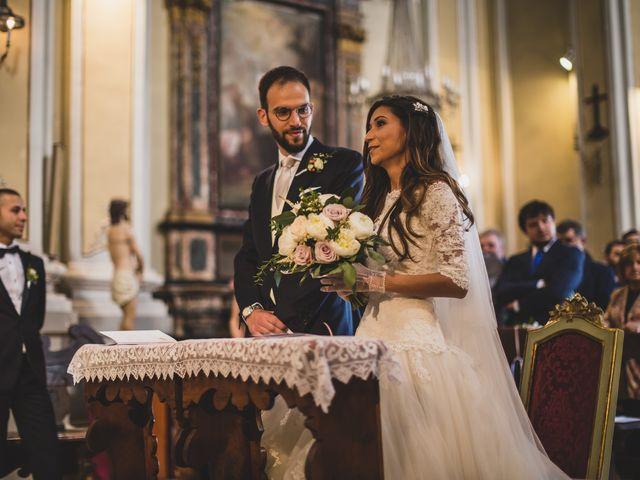Il matrimonio di Matteo e Stefania a Casteggio, Pavia 20
