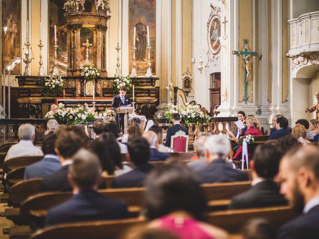 Il matrimonio di Matteo e Stefania a Casteggio, Pavia 21
