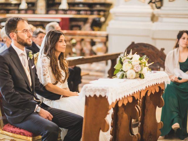 Il matrimonio di Matteo e Stefania a Casteggio, Pavia 22