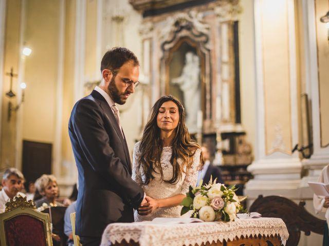 Il matrimonio di Matteo e Stefania a Casteggio, Pavia 24