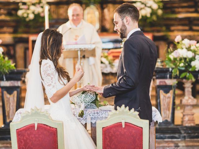 Il matrimonio di Matteo e Stefania a Casteggio, Pavia 25