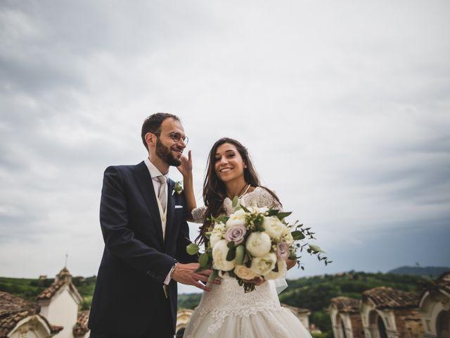 Il matrimonio di Matteo e Stefania a Casteggio, Pavia 32