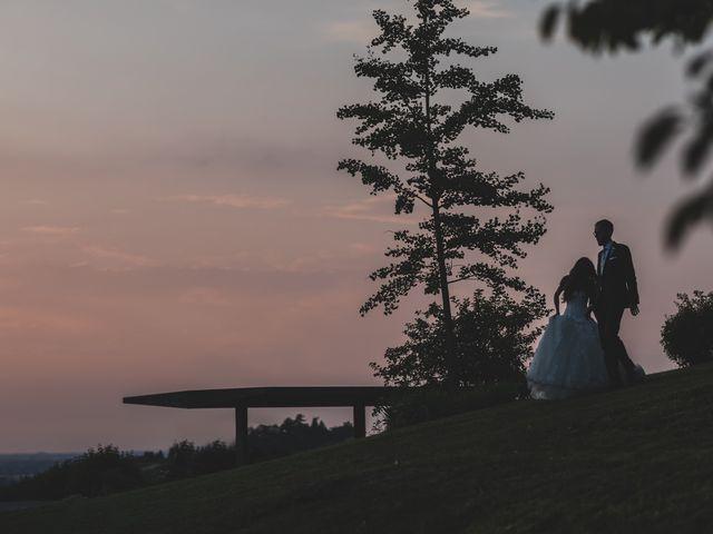 Il matrimonio di Matteo e Stefania a Casteggio, Pavia 44