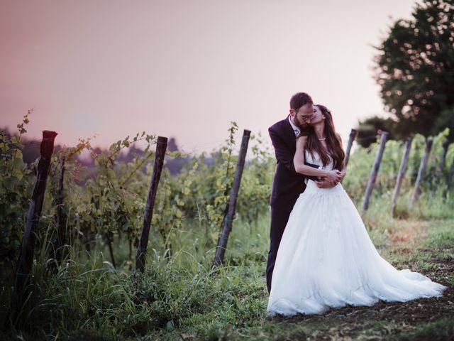 Il matrimonio di Matteo e Stefania a Casteggio, Pavia 45