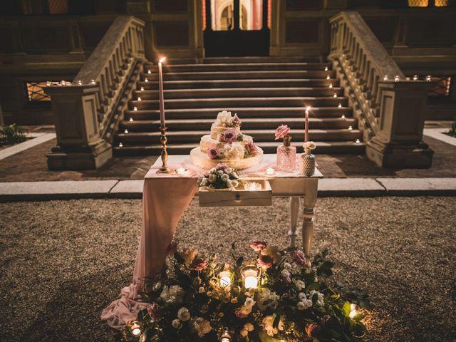 Il matrimonio di Matteo e Stefania a Casteggio, Pavia 47