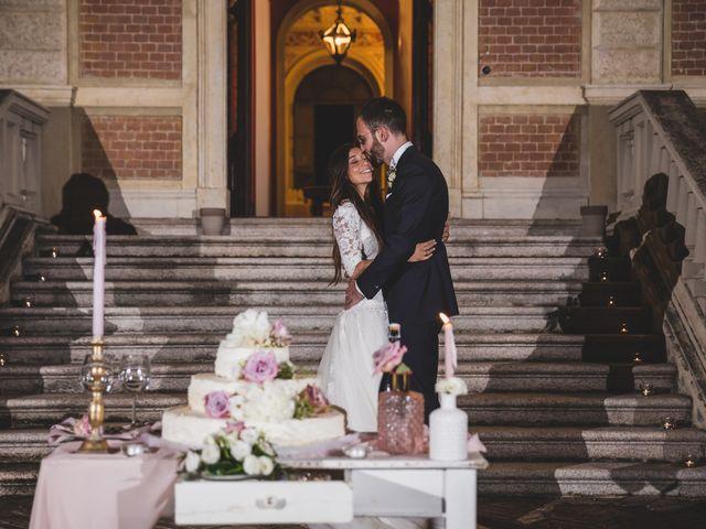 Il matrimonio di Matteo e Stefania a Casteggio, Pavia 49
