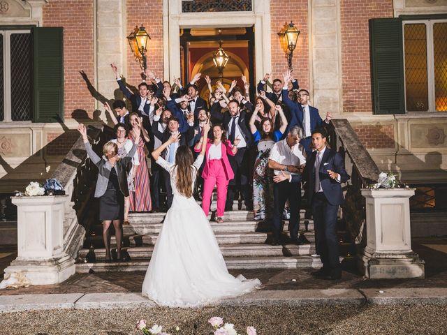 Il matrimonio di Matteo e Stefania a Casteggio, Pavia 53