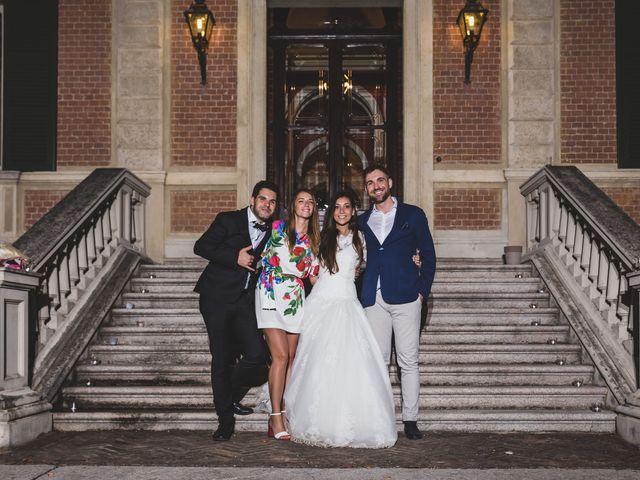 Il matrimonio di Matteo e Stefania a Casteggio, Pavia 55