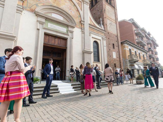 Il matrimonio di Alesandro e Roberta a Vinovo, Torino 10
