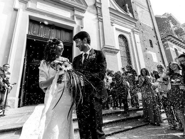 Il matrimonio di Alesandro e Roberta a Vinovo, Torino 34