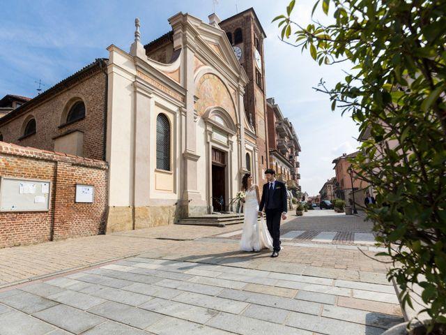 Il matrimonio di Alesandro e Roberta a Vinovo, Torino 42