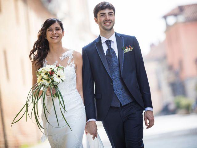 Il matrimonio di Alesandro e Roberta a Vinovo, Torino 1