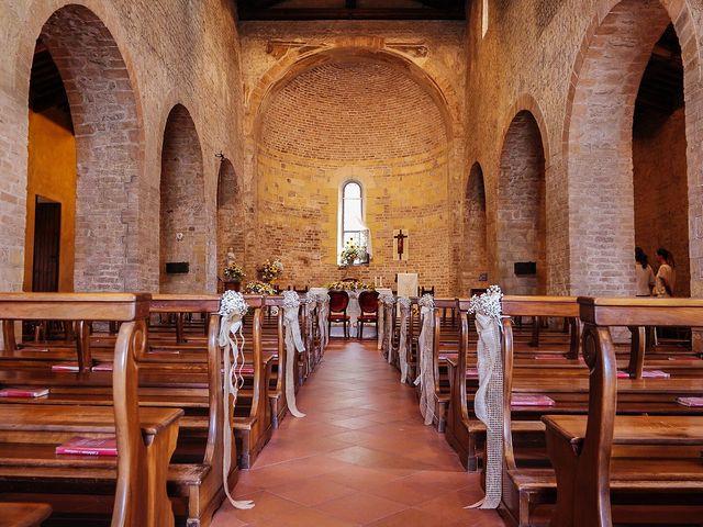 Il matrimonio di Giulio e Ilaria a Cittadella, Padova 7