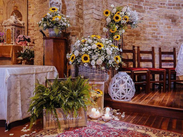 Il matrimonio di Giulio e Ilaria a Cittadella, Padova 9