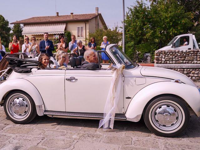 Il matrimonio di Giulio e Ilaria a Cittadella, Padova 14