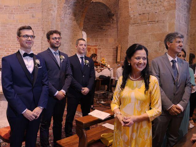 Il matrimonio di Giulio e Ilaria a Cittadella, Padova 17