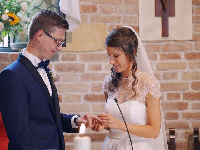 Il matrimonio di Giulio e Ilaria a Cittadella, Padova 18