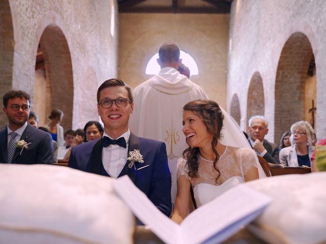 Il matrimonio di Giulio e Ilaria a Cittadella, Padova 20