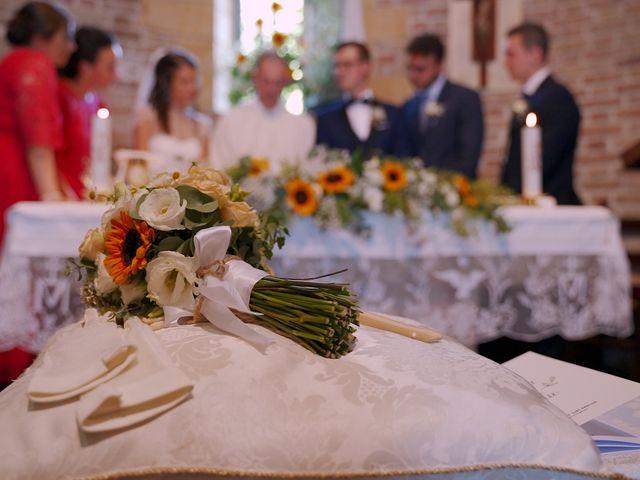 Il matrimonio di Giulio e Ilaria a Cittadella, Padova 24