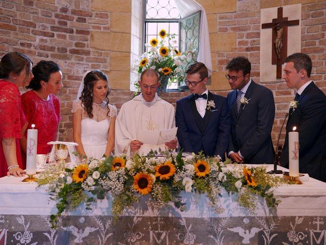 Il matrimonio di Giulio e Ilaria a Cittadella, Padova 25