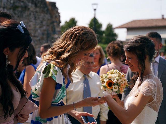 Il matrimonio di Giulio e Ilaria a Cittadella, Padova 26