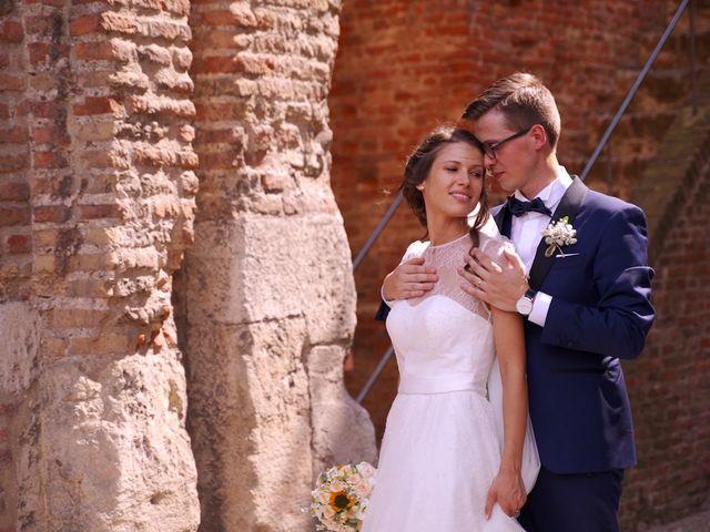 Il matrimonio di Giulio e Ilaria a Cittadella, Padova 27