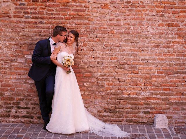 Il matrimonio di Giulio e Ilaria a Cittadella, Padova 28
