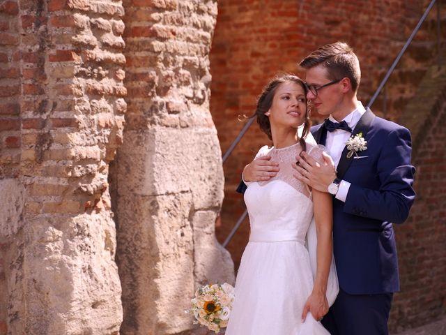 Il matrimonio di Giulio e Ilaria a Cittadella, Padova 31