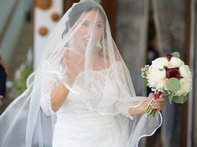 Il matrimonio di Teresa e Michele a Piano di Sorrento, Napoli 10