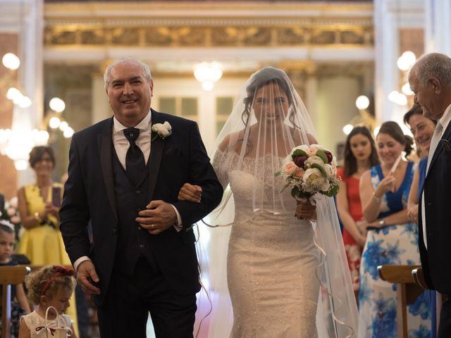 Il matrimonio di Teresa e Michele a Piano di Sorrento, Napoli 12