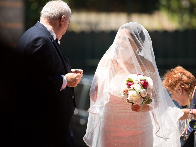 Il matrimonio di Teresa e Michele a Piano di Sorrento, Napoli 13