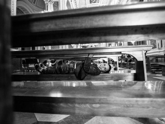 Il matrimonio di Teresa e Michele a Piano di Sorrento, Napoli 14