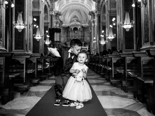 Il matrimonio di Teresa e Michele a Piano di Sorrento, Napoli 15