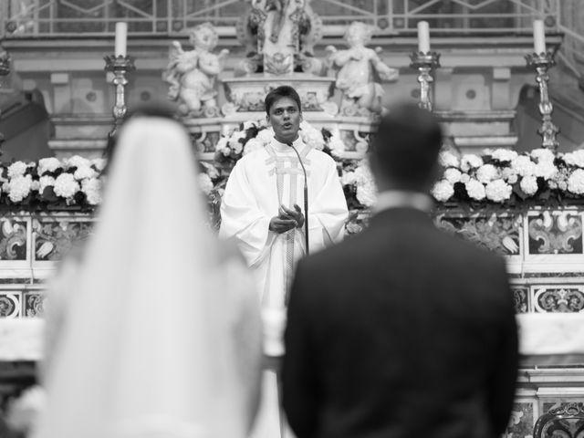 Il matrimonio di Teresa e Michele a Piano di Sorrento, Napoli 16