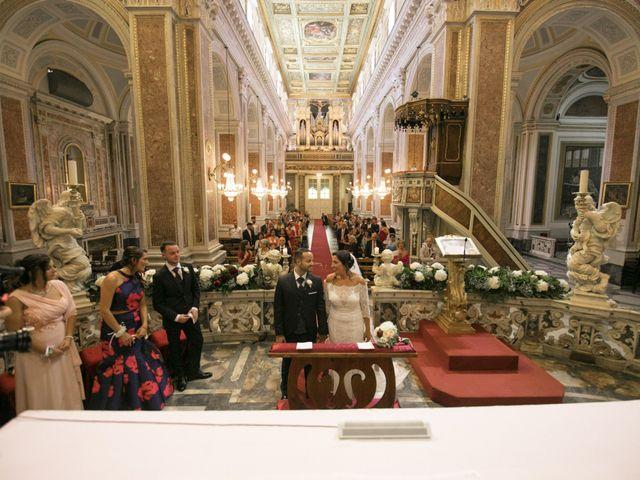 Il matrimonio di Teresa e Michele a Piano di Sorrento, Napoli 17