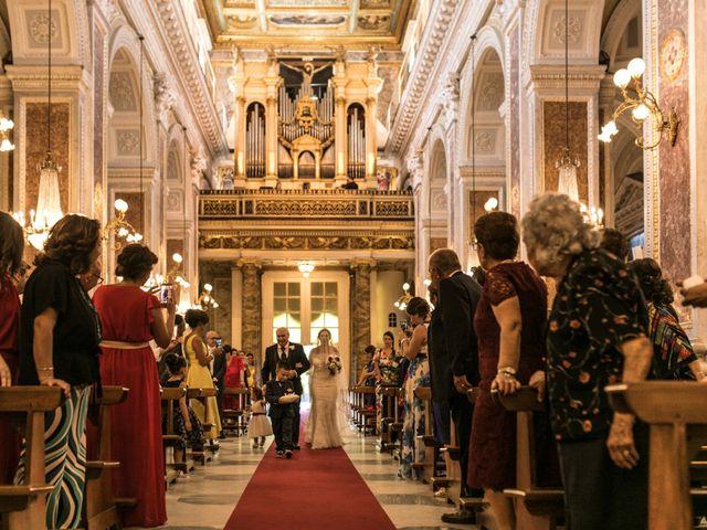 Il matrimonio di Teresa e Michele a Piano di Sorrento, Napoli 18