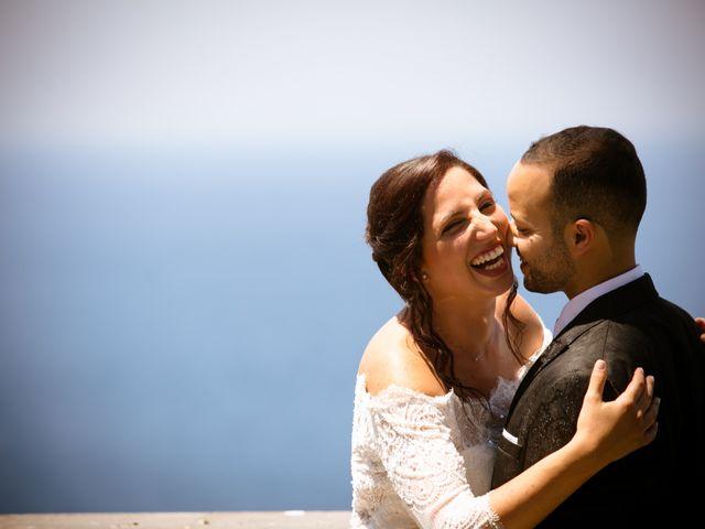 Il matrimonio di Teresa e Michele a Piano di Sorrento, Napoli 23