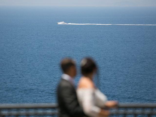 Il matrimonio di Teresa e Michele a Piano di Sorrento, Napoli 28