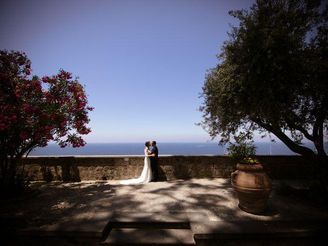 Il matrimonio di Teresa e Michele a Piano di Sorrento, Napoli 32