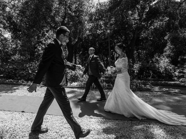 Il matrimonio di Teresa e Michele a Piano di Sorrento, Napoli 34