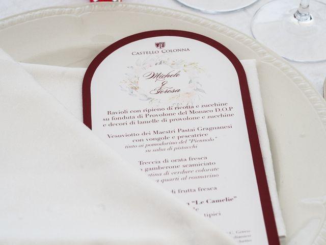 Il matrimonio di Teresa e Michele a Piano di Sorrento, Napoli 38