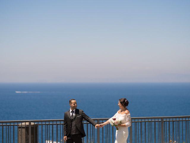 Il matrimonio di Teresa e Michele a Piano di Sorrento, Napoli 40