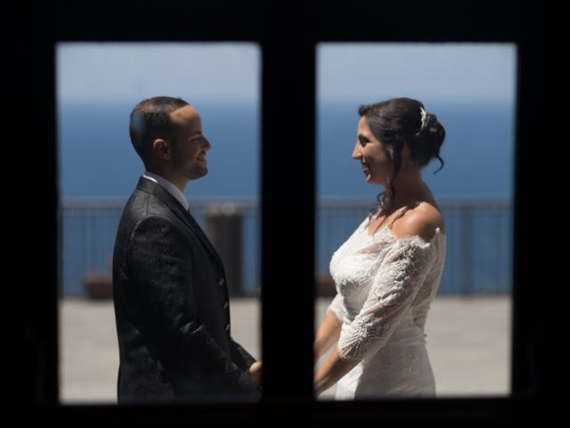 Il matrimonio di Teresa e Michele a Piano di Sorrento, Napoli 43